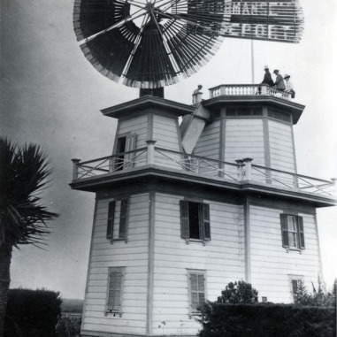 The original windmill.