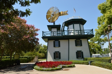 Current image of the Windmill located in Heritage Park.